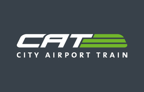 CAT-Logo-design-city-airport-train