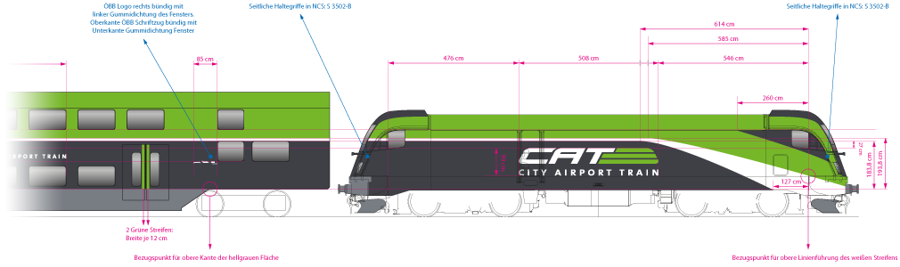 CAT-City-airport-train-exterior-design-faerbelungsplan