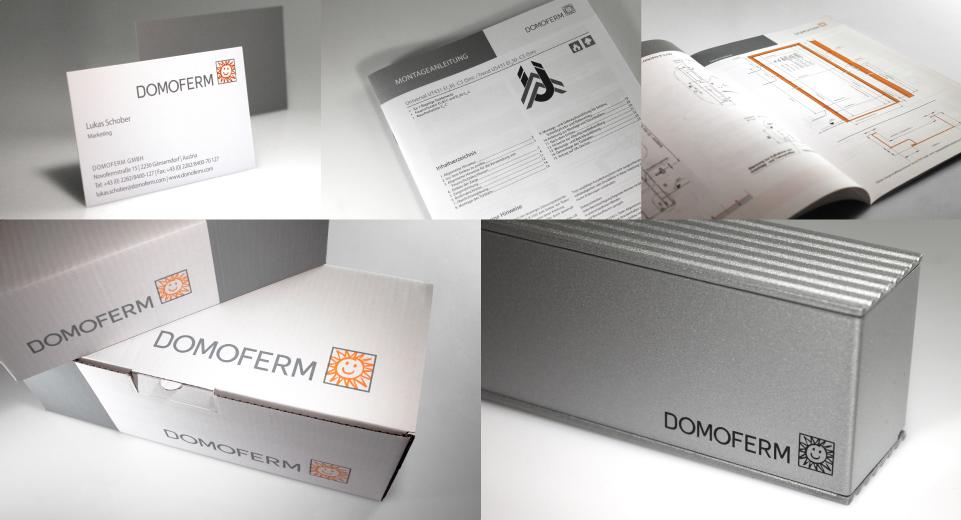 Domoferm-Visitenkarten-Montageanleitung-Preisliste-Packaging-Türstopper