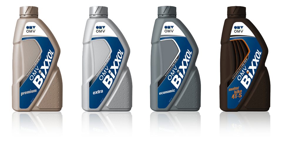 design-packaging-omv-bixxol-motoroele-produktlinie