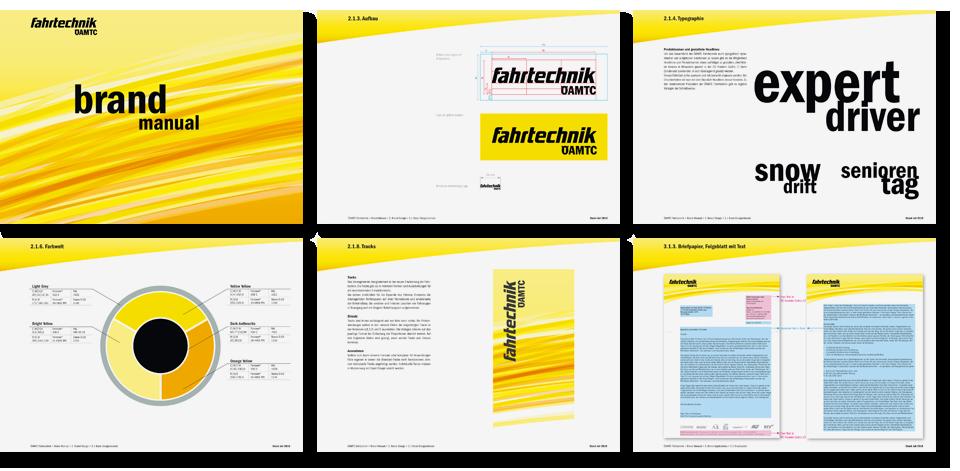 OEAMTC-Fahrtechnik-Brand-Design-Manual
