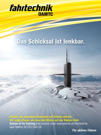 OEAMTC-Fahrtechnik-design-werbekampagne-uboot