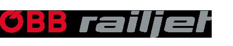 OEBB railjet, Logo, design, markendesign