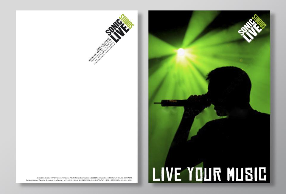 Sonic-live-studios-Briefpapier-design