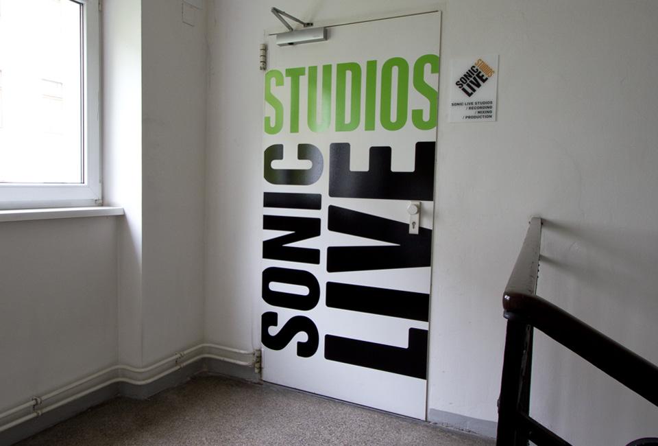 Sonic-live-studios-Eingangstuer