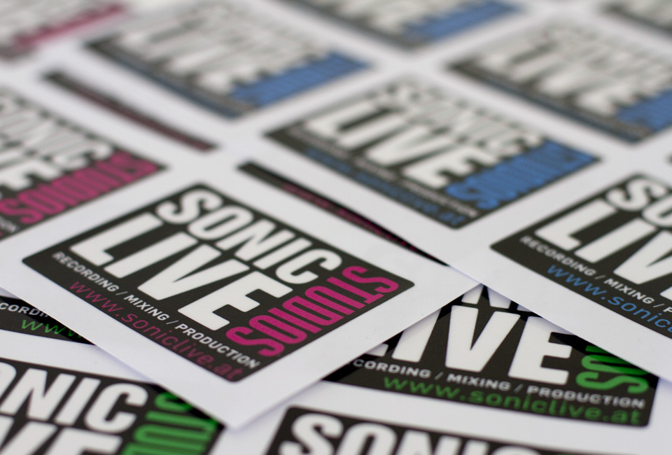 Sonic-live-studios-Sticker