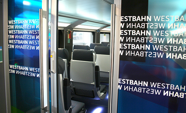 westbahn interior design