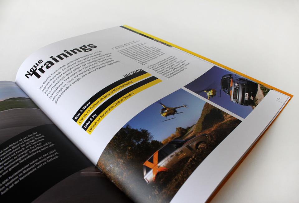 OEAMTC-Fahrtechnik-Broschuere-gestaltung-jahresrueckblick