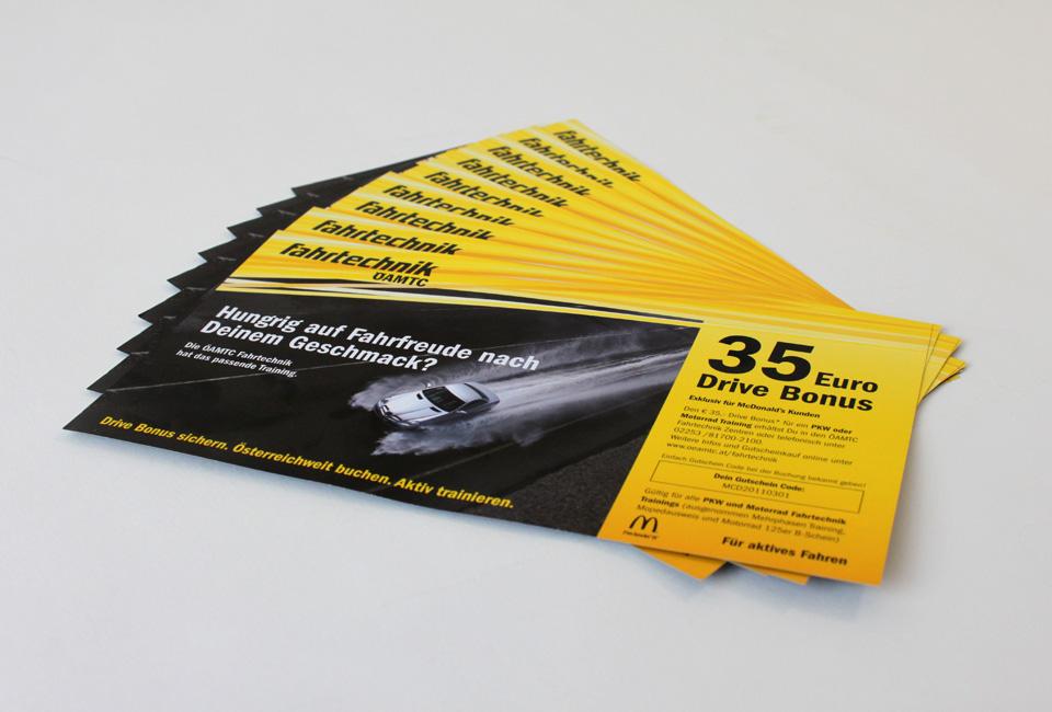 OEAMTC-Fahrtechnik-design-Bonuskarte
