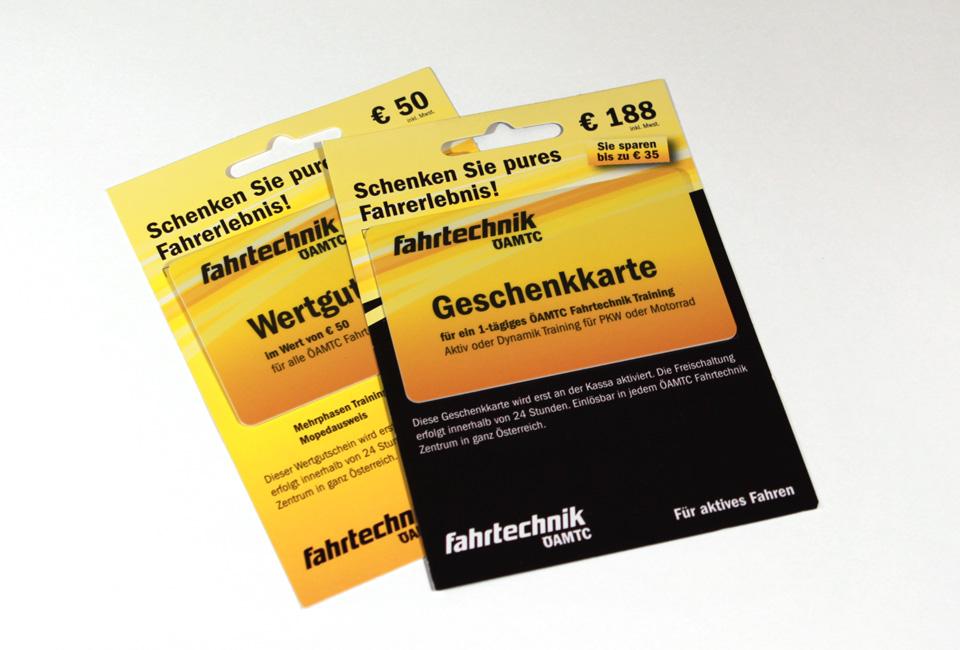 OEAMTC-Fahrtechnik-design-geschenkarte-wertgutschein