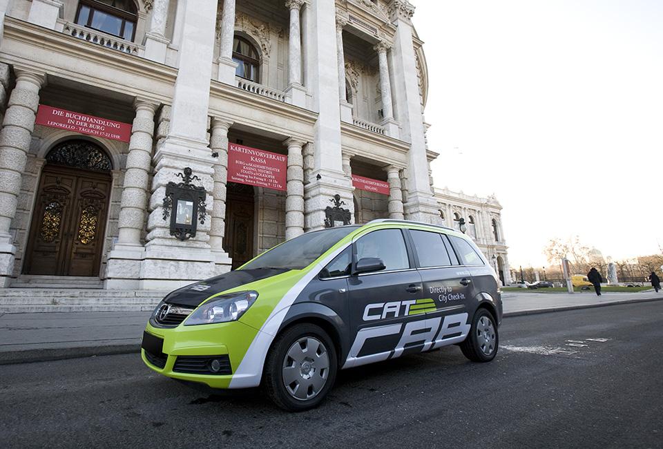 CAT-CAB-Fahrzeuggestaltung